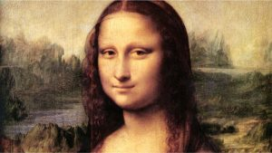 Леонардо да Винчи «Джоконда» globallookpress.com