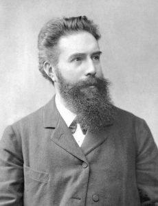 физик Вильгельм Конрад Рентген