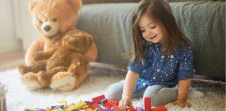 Детские игрушки: где таится опасность?
